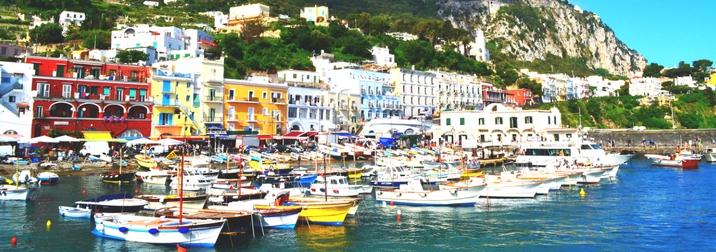 Agosto: Crucero Slow por el Mediterráneo
