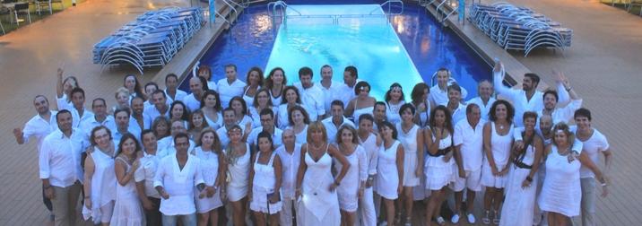 Agosto: Crucero Vive Mediterráneamente