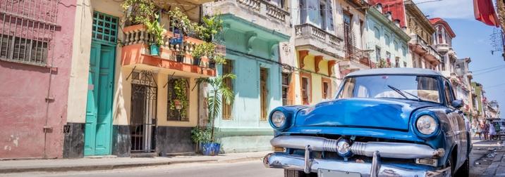 Agosto: Nuevo Itinerario. Crucero por Cuba, Belice, Honduras y México