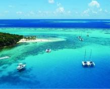 Fine Gennaio: Isole Vergini in Catamarano