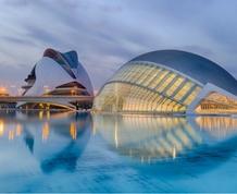 Enero: Puente de Reyes en Valencia