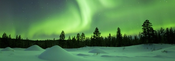 Laponia noruega. En busca de la Aurora Boreal!