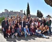 Semana Santa: Granada Low Cost (singles de 30 a 45 años)
