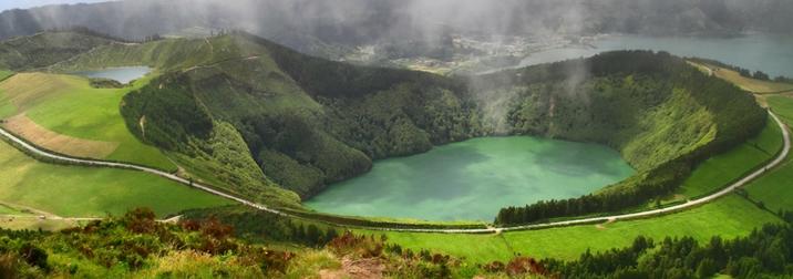 Semana Santa: Azores, Sao Miguel - La Isla Verde