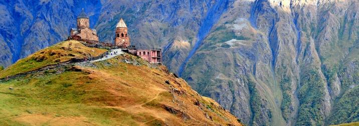 Semana Santa: Georgia, montañas del cáucaso y pascua ortodoxa