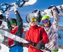 Puente de San Jose: Fin de semana de esquí en Andorra
