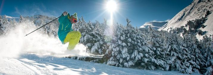 Cerler, vamos a esquiar juntos