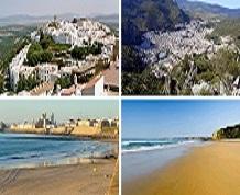 Semana Santa: Playas y Pueblos Blancos de Cádiz
