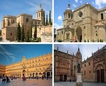 Ciudad Rodrigo,Almeida y Salamanca