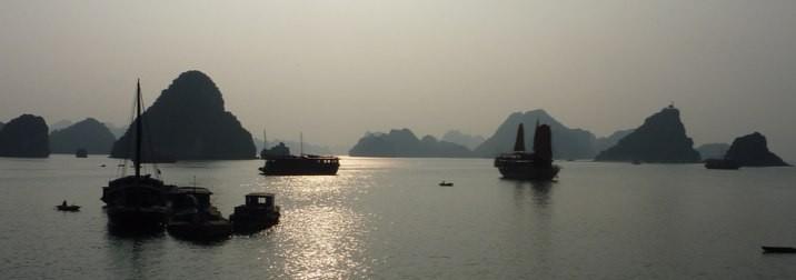 Agosto: Vietnam, experiencias de norte a sur