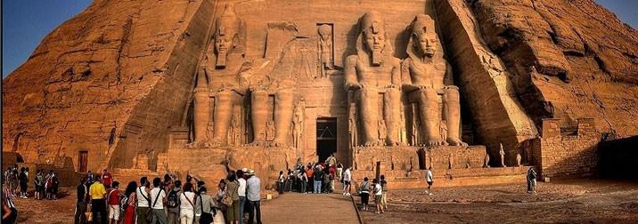 Agosto: Egipto, aventura en faluca