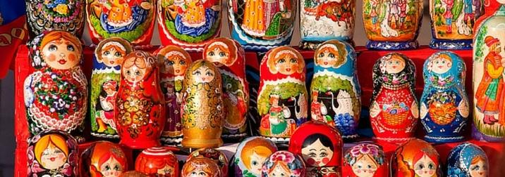 Septiembre: Rusia: Tierra de palacios y Zares