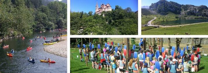 Agosto: Descenso del Sella, Sidra y Fiesta en Asturias