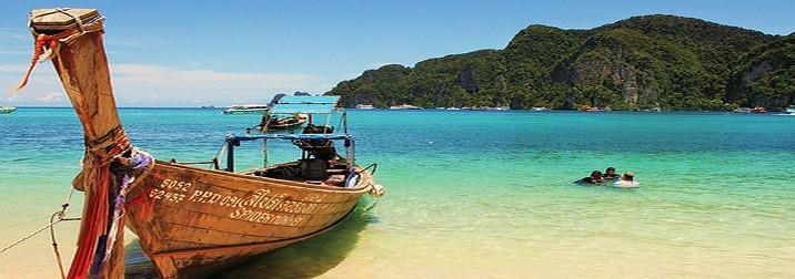 Agosto: Tailandia, especial hasta 45 años
