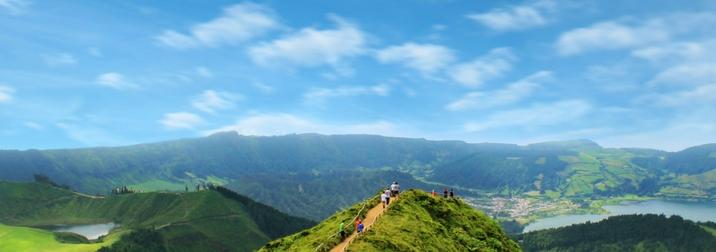 Azores: Sao Miguel - La isla verde