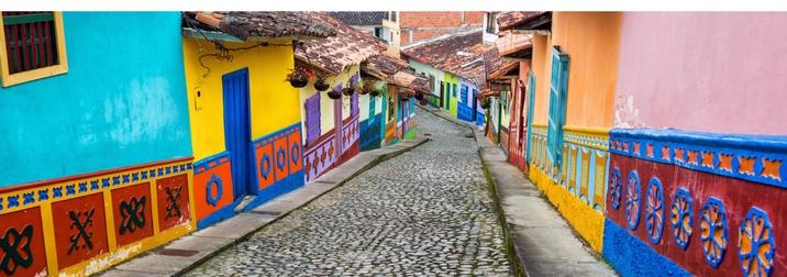Agosto: Colombia mágica