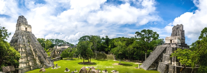 Agosto: Guatemala, el corazón del mundo Maya