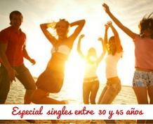 Semana Santa Low Cost en Calella (singles de 30 a 45 años)