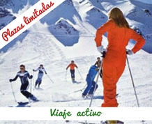 Semana Santa: Vamos a esquiar a Baqueira Beret