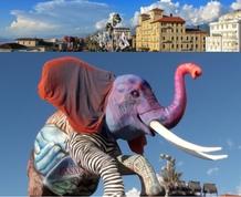 Con i bambini da Porto Venere a Viareggio per il Carnevale