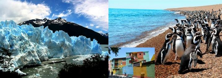 Marzo: Argentina, Buenos Aires e Patagonia