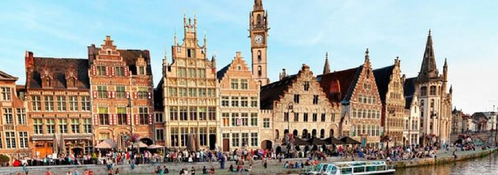 Agosto: Holanda y Bélgica. Especial jóvenes hasta 45 años