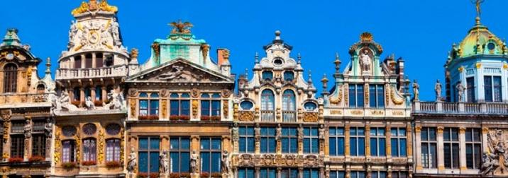 Encantos de Holanda y Bélgica