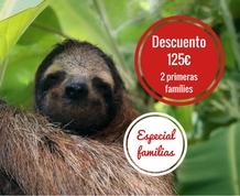 Costa Rica en familia