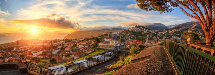 Agosto: Madeira, esplendor Atlántico