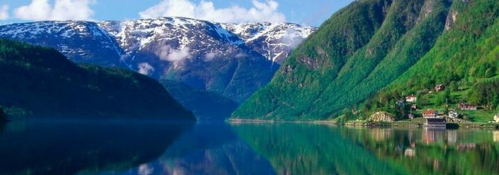 Lo mejor de los Fiordos Noruegos