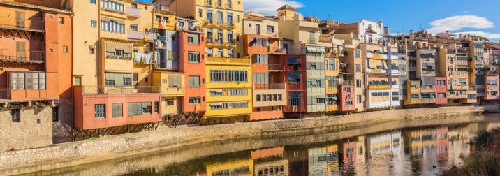 Fin de semana en Girona