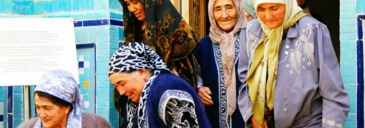 Agosto: Ruta de la Seda, Kirguistán II