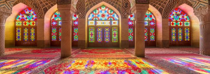 Septiembre: Irán, descubriendo la antigua Persia