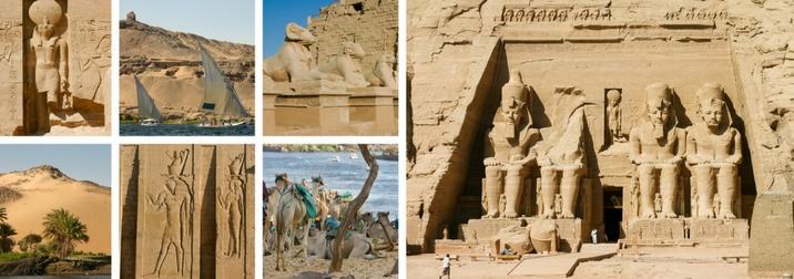 Septiembre: Egipto, la magia del Nilo