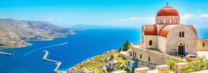 Julio: Idílico Egeo, 10 destinos en 11 días