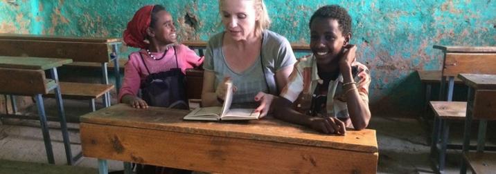 Julio en Etiopia