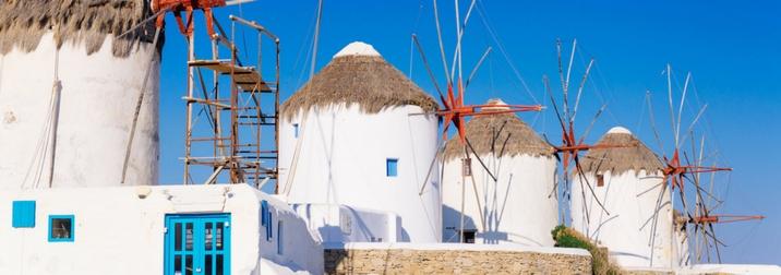 Crucero por las Islas Griegas II