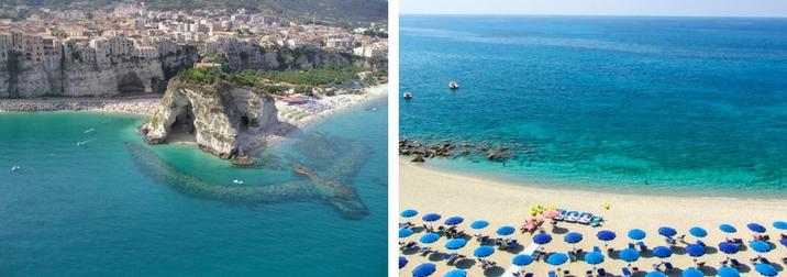Luglio: Soggiorno mare a Tropea