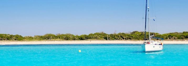 Mallorca, Cabrera, Ibiza y Formentera