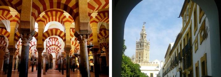 Córdoba y Sevilla (singles a partir de 50 años)