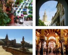 Junio: Córdoba y Sevilla (singles a partir de 50 años)