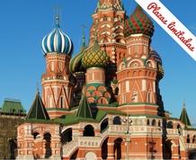 Rusia: Tierra de palacios y Zares