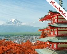 Japón, contrastes y pasión