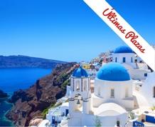 Crucero por las Islas Griegas. Última plaza desde Barcelona y desde Madrid