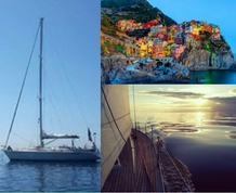 Week End in barca a vela (6/8 luglio e 13/15 luglio)