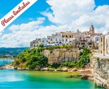 Julio: Puglia, descubre el tacón de Italia