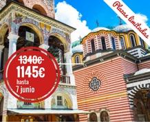 Agosto en Bulgaria II: de los reyes Tracios a los Zares Búlgaros