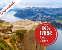 Julio: Lo mejor de los Fiordos Noruegos