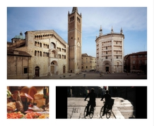 15 Ottobre: gita a Parma in giornata in bici
