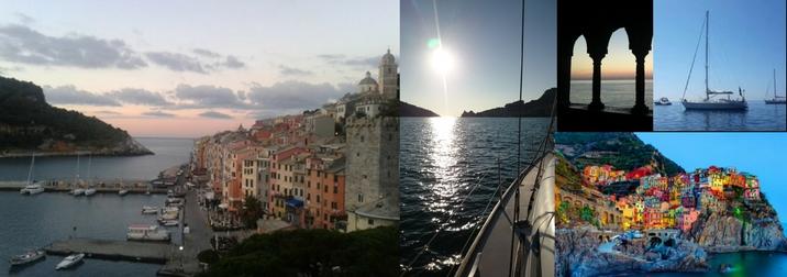 29 settembre / 1ottobre : Week end in barca a vela a Porto Venere